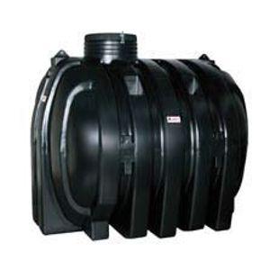 Plastová nádrž na vodu IVAR ELCU 3000 l Doprava zdarma při platbě předem