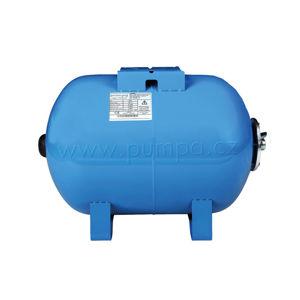 Tlaková nádoba Pumpa SMH 50/10 horizontální s vakem